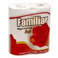 Papel Higienico Folha Simples Pct 4 Rolos