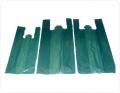 Sacola colorida reciclada por kg