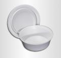 Marmitex de isopor c/ tampa N9 cx 100un