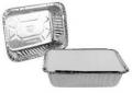 Bandeja Alumínio Retangular 1.500 ml Cx 100 und